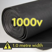 EM1000 Electrical Safety Matting 1 Metre Width