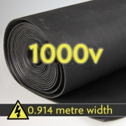 EM 1000 Electrical Safety Matting 0.914 Metre Width