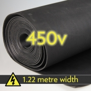 EM 450 Electrical Safety Matting 1.22 Metre Width