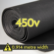 Electrical Safety Matting 0.914 Metre Width