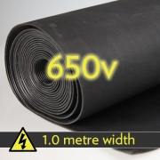 EM 650 Electrical Safety Matting 1 Metre Width