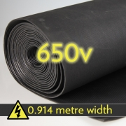 EM 650 Electrical Safety Matting 0.914 Metre Width